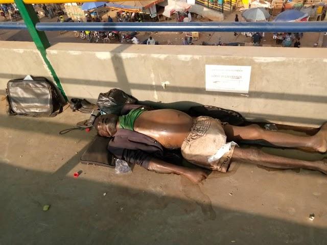Disturbing! Decomposing Body Of A Man Causes Stir In Ogun Community