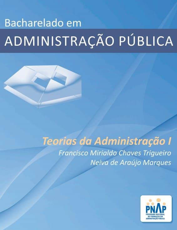 Teorias da Administração I pdf epub mobi download