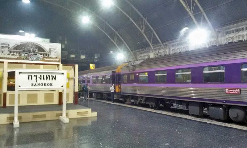 comboio bangkok krabi