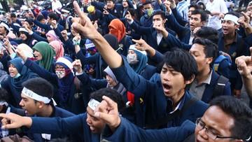 BEM Malang Raya: Segala Bunyi dari Istana Hanya Bualan