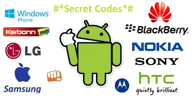Top Mobile Secrets Codes/Tricks | FRESO2020