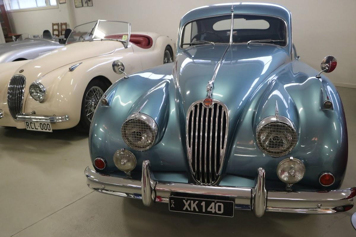 Carl_Lindner_Collection - 1953 Jaguar XK140 Coupe 04.jpg