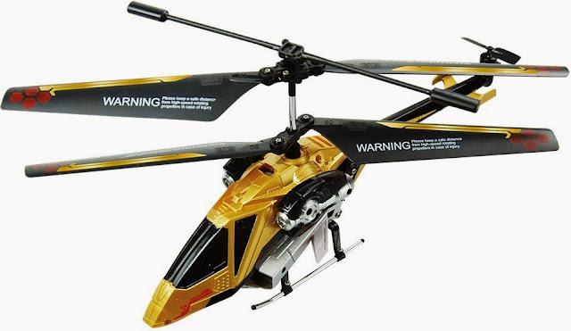 Mô hình Máy bay điều khiển từ xa Phantom Skyrover YW858190 màu vàng hấp dẫn