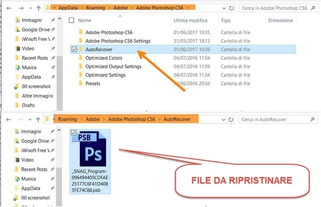 ripristinare-file-photoshop