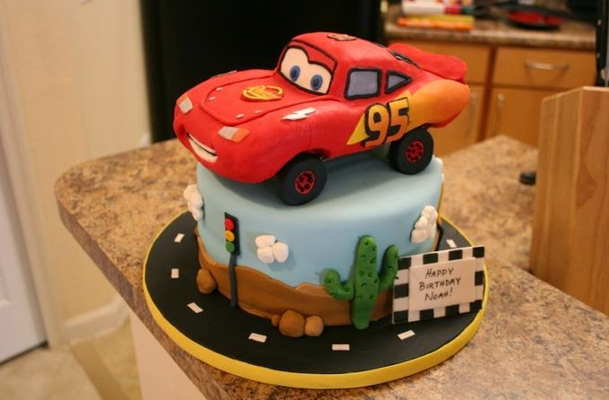 Boy Birthday Cakes