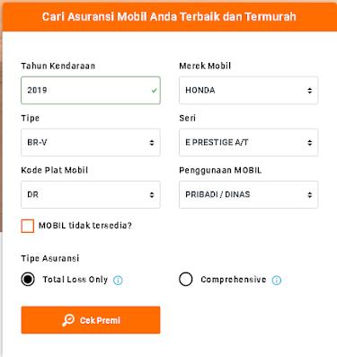 9 Portal asuransi terbaik di Indonesia!