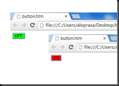 Light Control using ESP8266 Simple HTML Switch ( Ajax)