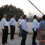 Demonstration of Amateur Radio Satellite communication to Mr Annadurai and Mr Raghavamurthy - DSC00128.JPG