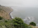 Bird's eyeview of Palomarin Beach