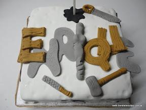 torta escultor