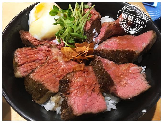 八十八丼 88 Donburi-高貴也不便宜的丼飯