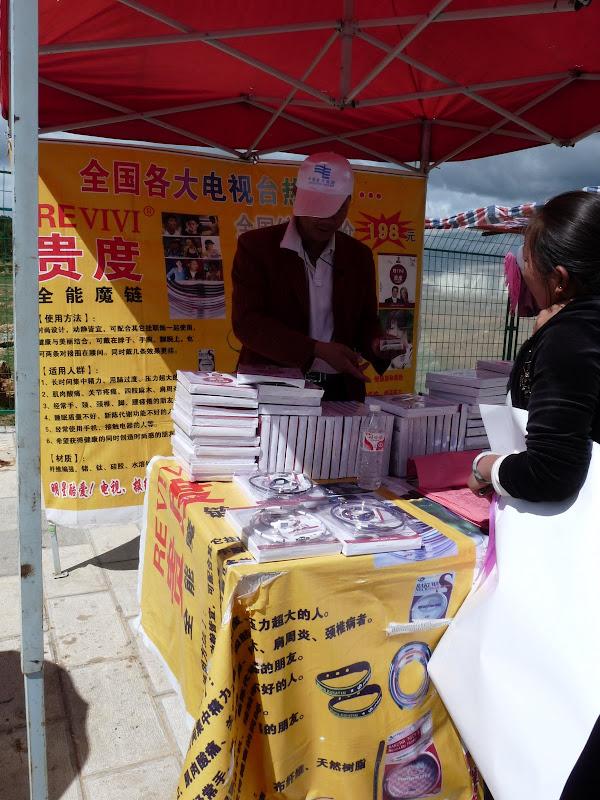 Chine. Yunnan.Shangri la Course hippique annuelle - P1250753.JPG