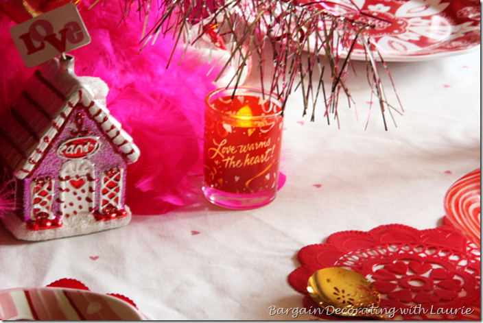 Love Warms the Heart Votive Candle Holders