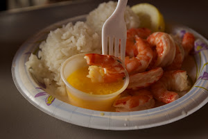 Giovanni's, a Kahuku Shrimp Truck on Oahu, Hawaii