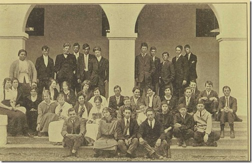 Freshman Class Photo