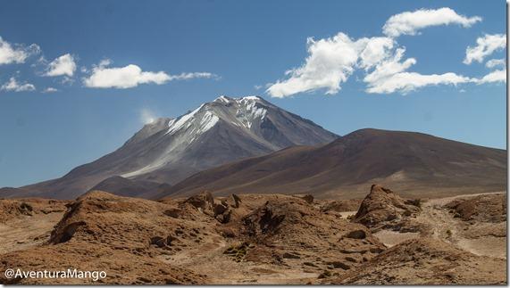 Vulcão Ollagüe