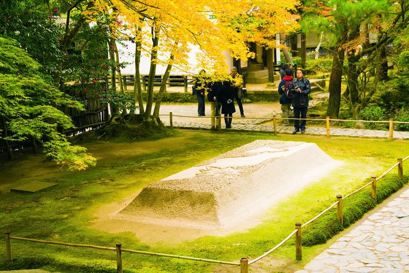 京都 紅葉 法然院 写真4