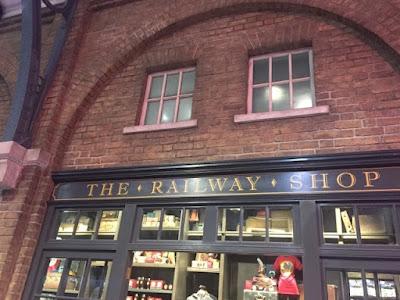 Warner Brothers Harry Potter Studios Tour London