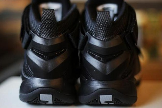innovative design 00022 ebc79 ... Nike LeBron Soldier 9 Blackout Launches on July 3rd Also ...