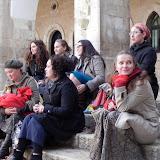 בטיול בעיר העתיקה
