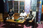 Kapolsek Sebangki dan Ketua DAD bahas Acara Adat Balala Pantang Nagari