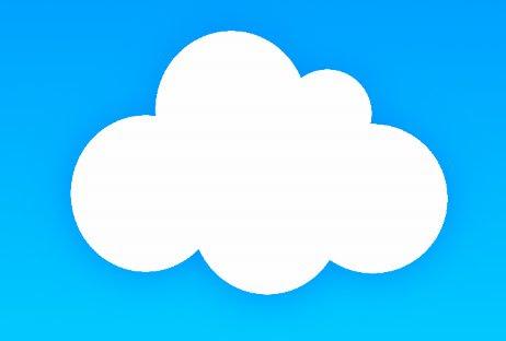 Nubes caricatura imagui - Como hacer una nube ...