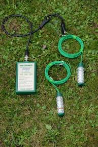 boitier de mesure watermark avec ses sondes