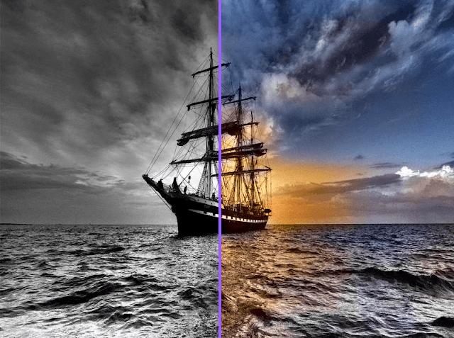 Dale color a tus fotos en blanco y negro de manera automática con este herramienta gratuita