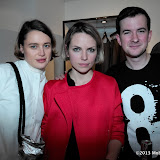 WWW.ENTSIMAGES.COM -  Dasha Selyanova at     ZDDZ Dasha Selyanova host party to celebrate her collaboration with Wolf and Badger in Notting Hill London February 7th 2013                                                    Photo Mobis Photos/OIC 0203 174 1069