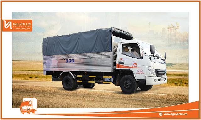 cho thuê xe tải huyện Nhà Bè