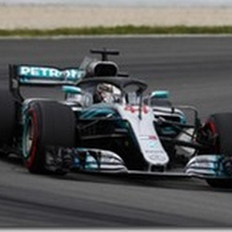 GP di Spagna: Hamilton in pole