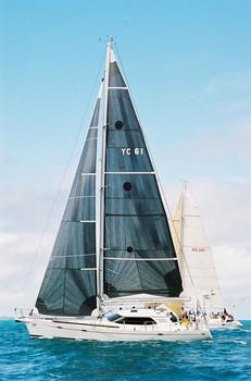 Dibley 55 Pilothouse Cruising Yacht  'Marnico' Victoria, Australia