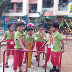 Picnic to Garden by Nursery Afternoon Section at Witty World Chikoowadi (2017-18)