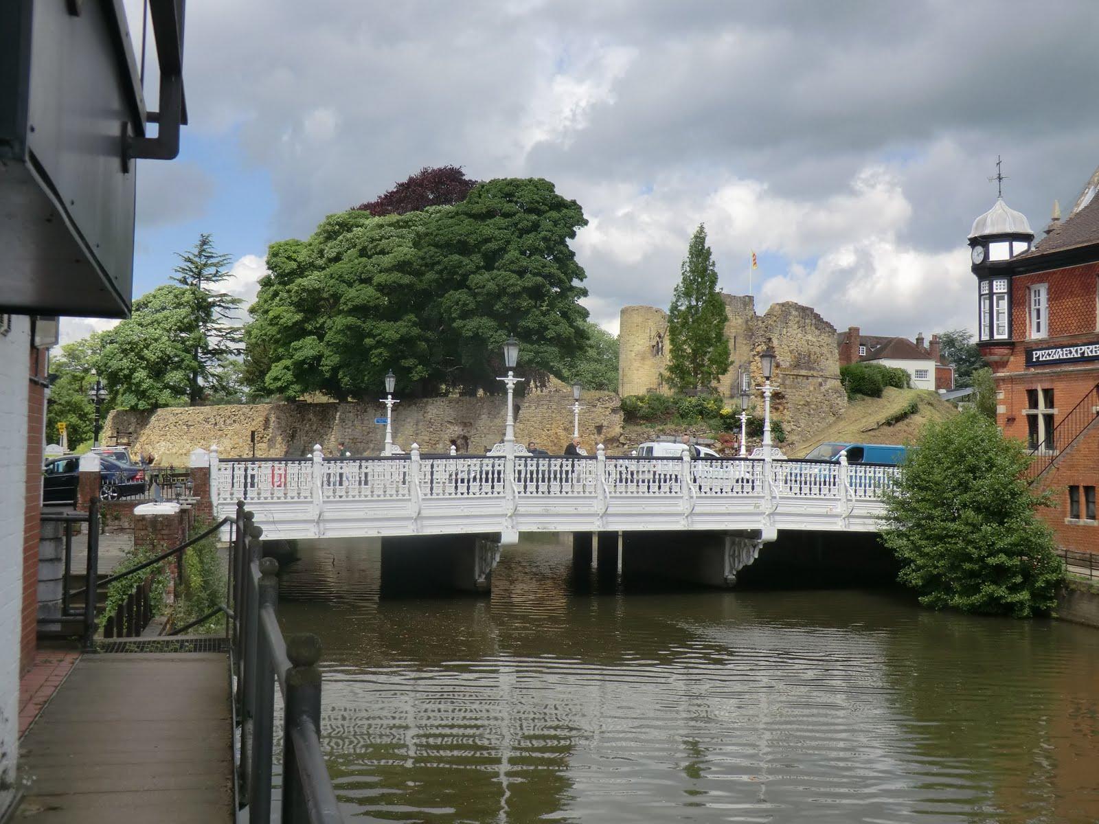 CIMG1505 Big Bridge, Tonbridge