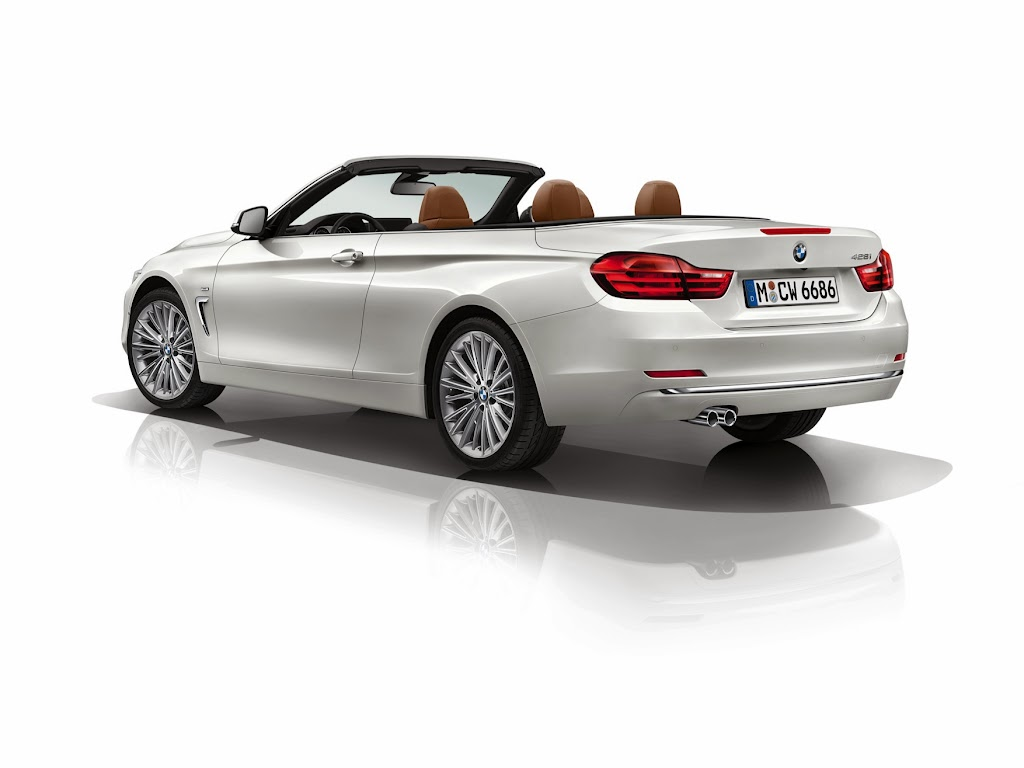 2014 BMW 4 Series Convertible 3588