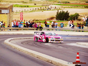 Nissan S14 Hill Drift