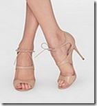 LK Bennett Beige High Heel Sandal
