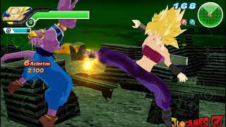 DOWNLOAD!! NOVO (MOD) DRAGON BALL TENKAICHI TAG TEAM STYLE BT3 PARA CELULARES ANDROID (PPSSPP)