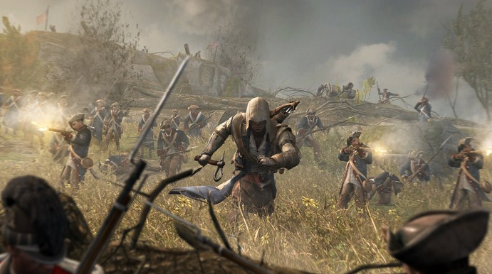 Assassin's Creed III PC Download Free Full Version Crack