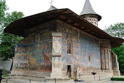 Kloster Voronet
