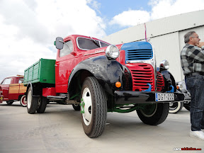 Maltese traditional Dodge Pickup