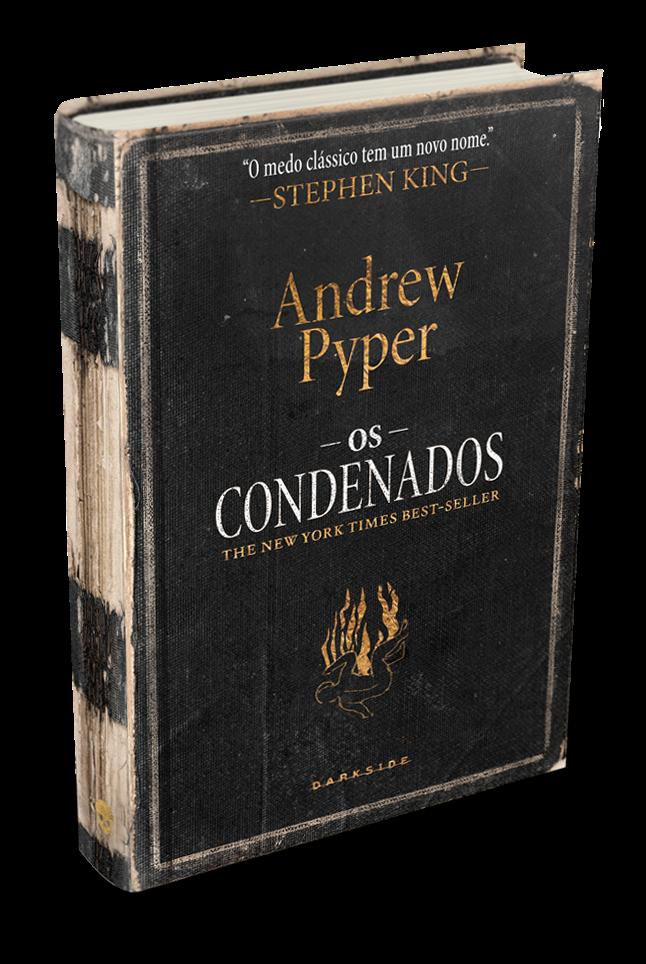 Segundo romance do autor de O Demonologista chega ao Brasil pela DarkSide Books