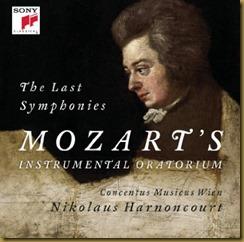 Mozart Harnoncourt Sony