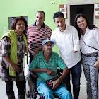 Prefeito Carlin Moura participou festa junina do Lar Maria Clara