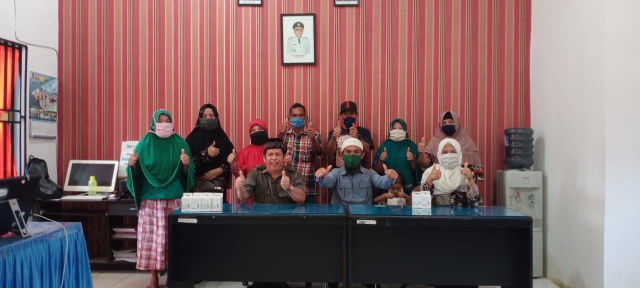 PT. Inalum Berikan Bantuan Kepada Masyarakat Tuna Rungu dan Penderita Tuli, Melalui Dana CSR