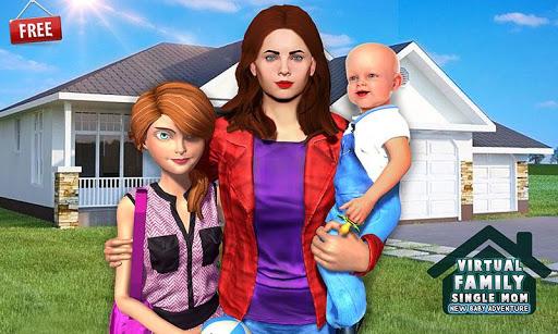 New Baby Single Mom Family Adventure 1.0.4 screenshots 5