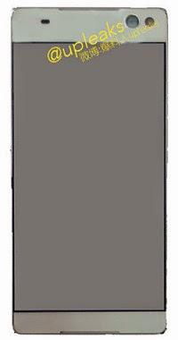 Lộ diện smartphone không viền màn hình đầu tiên của Sony