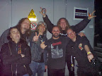 With the more than legendary VOIVOD & Walter, ROADBURN fest (NL) organiser