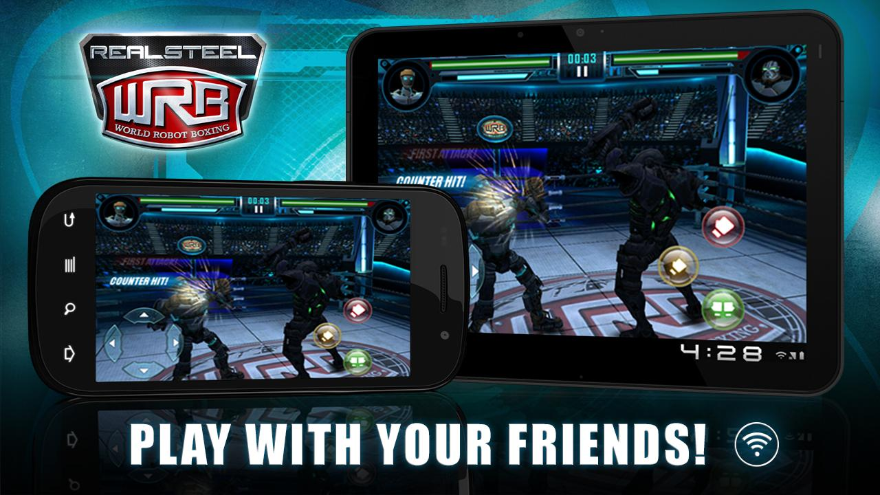 Real Steel World Robot Boxing 17.17.423 MOD APK(UNLIMITED ...