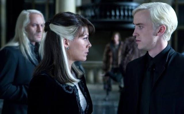 "Chris Rankin ""Percy Weasley"" homenageia Helen McCrory ""Narcisa Malfoy"" de Harry Potter no Twitter"